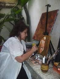 Djamela Ababssia – Algérie